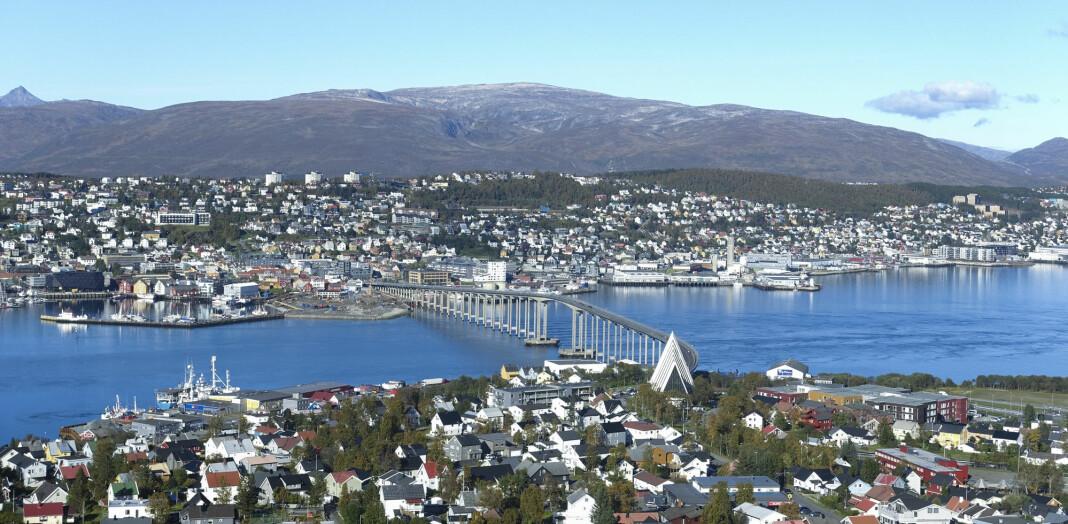 Hvorfor krangles det så mye i Tromsø? Det spør kronikkforfatterne og ber journalister ta ansvar. Foto: Marianne Løvland / NTB scanpix
