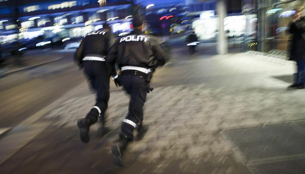 – Jeg håper folk vil lese politiloven som er tydelig på hva politiet kan foreta seg, sier seksjonsleder Kristian Johansen i Sør-Vest politidistrikt. Illustrasjonsbilde: Heiko Junge / NTB scanpix