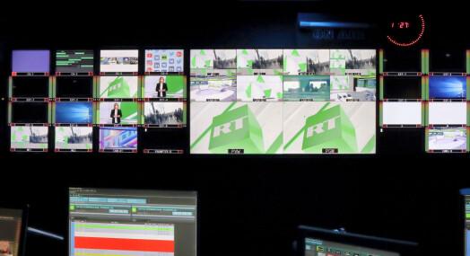Britene bøtelegger russisk kringkaster for partisk dekning av flere saker