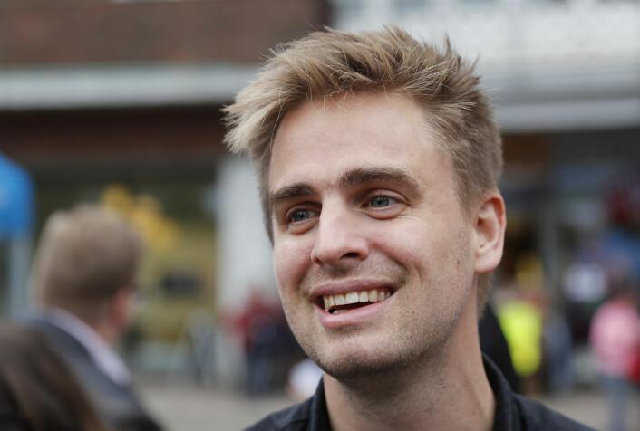 Eivind Trædal er kritisk til NRK. Arkivfoto: Cornelius Poppe / NTB scanpix