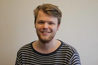 Tarjei Elias Valle Kvamme er ny ansvarlig redaktør for Studentradioen i Bergen