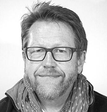 NRK-journalist Gunnar Grimstveit døde i helgen. Foto: Thomas Nikolai Blekeli/NRK
