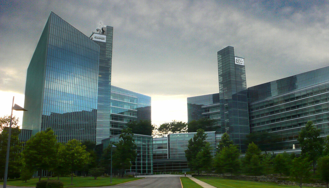 USA Todays hovedkontor ble i kveld evakuert. Arkivfoto: Patrickneil / CC BY-SA 3.0 / Wikimedia Commons