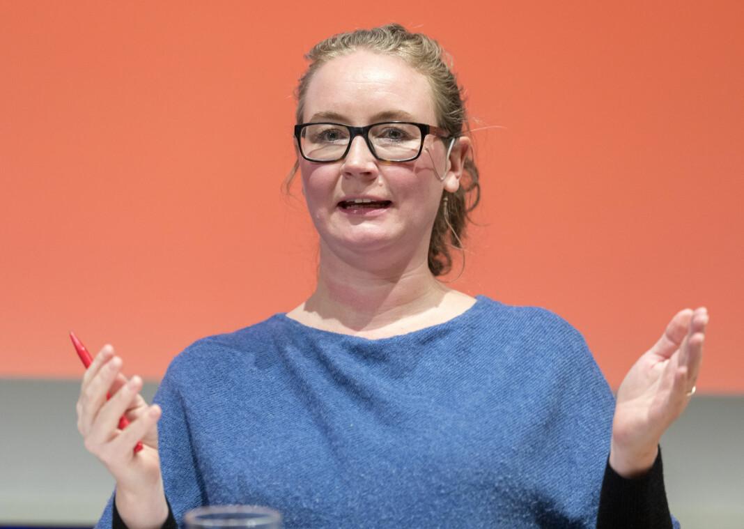 Kaia Storvik tar over som ansvarlig redaktør i Agenda Magasin. Foto: Gorm Kallestad / NTB scanpix
