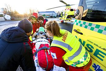 Har hatt gjentatte oppgjør med filming av ulykker: – Blir bare verre og verre