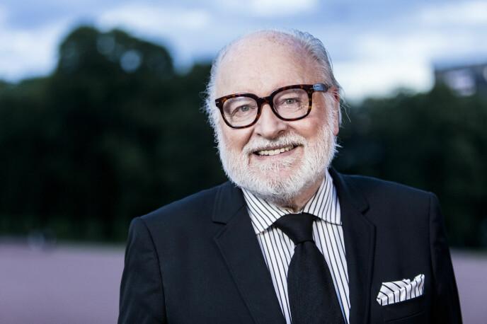 Kjell Arne Totland startet som hoffreporter i Se og Hør, men var de siste årene tilknyttet TV 2. Foto: Krister Sørbø / NTB scanpix