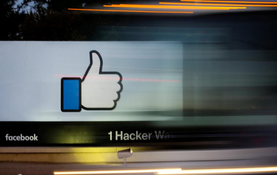 Nye toner fra Facebook: Skal nå være i dialog om å betale for å vise fram nyheter. Foto: Reuters / NTB scanpix