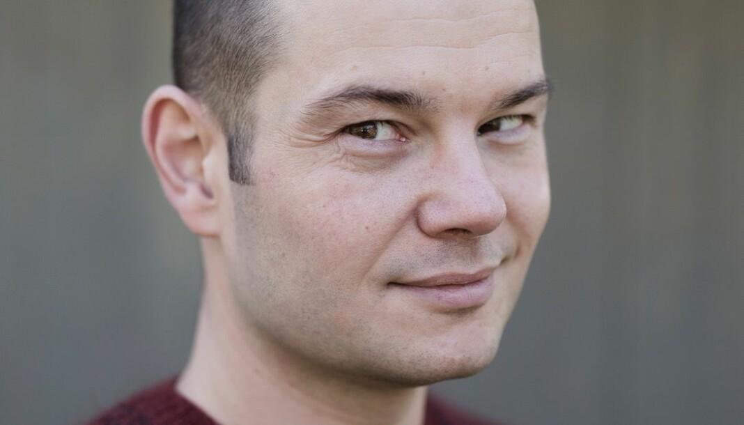 Tidligere journalist og redaktør Jon Martin Larsen skal nå undervise i journalistikk på heltid. Foto: Privat