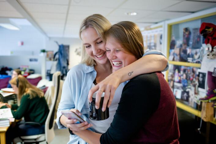 Trondheim mistet utdanningen for journalister. Under Dusken hevder de allerede gjør jobben