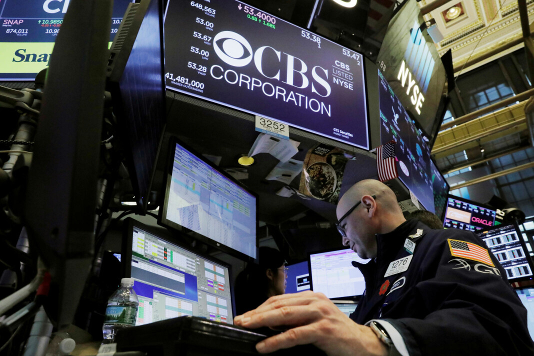 CBS slår seg sammen med Viacom for å ta opp konkurransen med strømmeselskapene. Foto: Lucas Jackson / Reuters / NTB scanpix