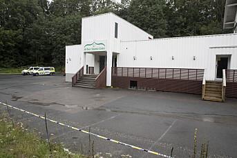 Åpner moské for mediene lørdag