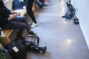 Undersøkelse: Tilliten til mediene litt tilbake