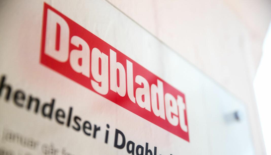 – Dersom regelverket likevel tilsier at Dagbladet kan få pressestøtte, bør noen skjære gjennom og sørge for at regelverket blir endret, sier medieviter Erik Wilberg. Foto: Berit Roald / NTB scanpix