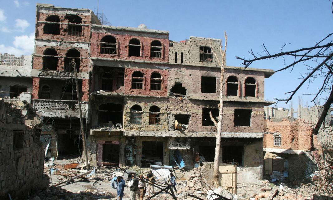 Minst 40 journalister kidnappet eller drept i Jemen siden krigen startet