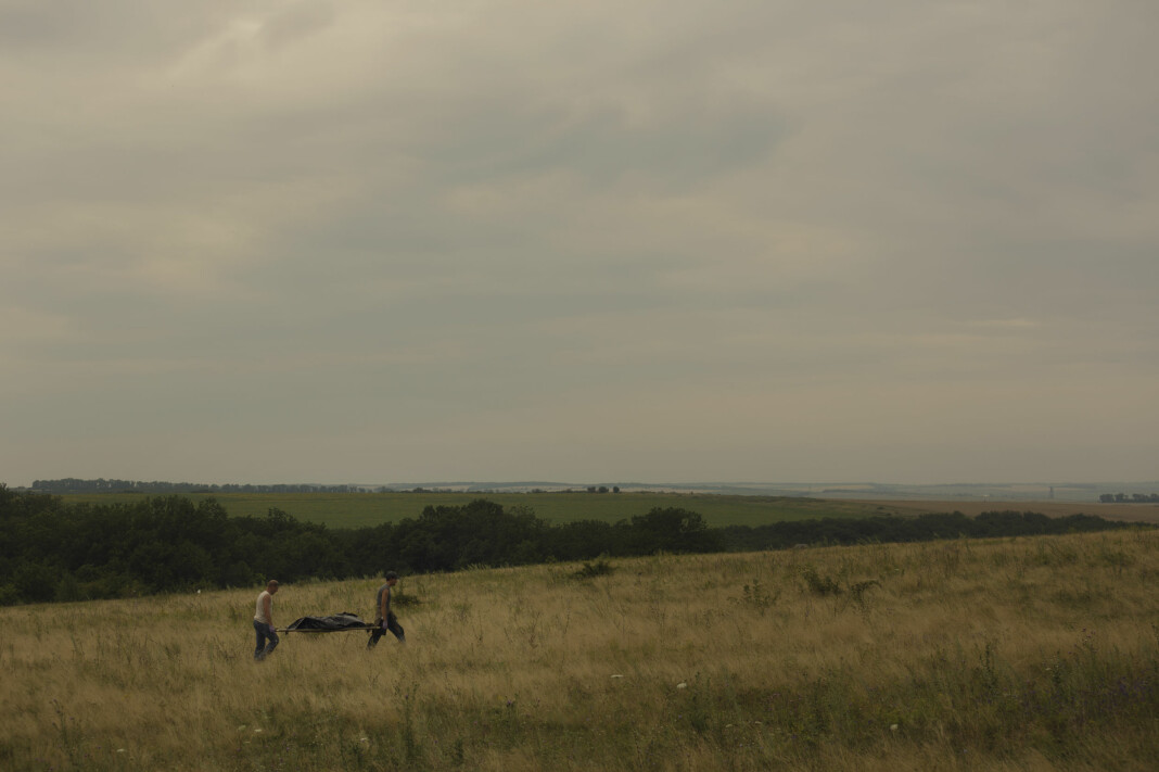 Kyrre Liens dokumentarprosjekt skildrer hverdagen i Øst-Ukraina. Foto: Kyrre Lien