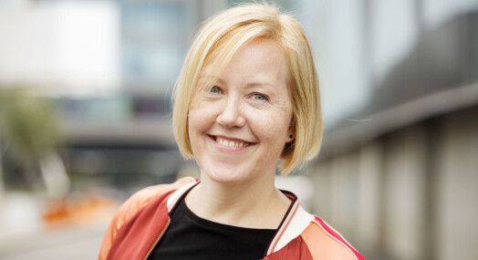 Hilde Nyman starter som journalist i enerWE
