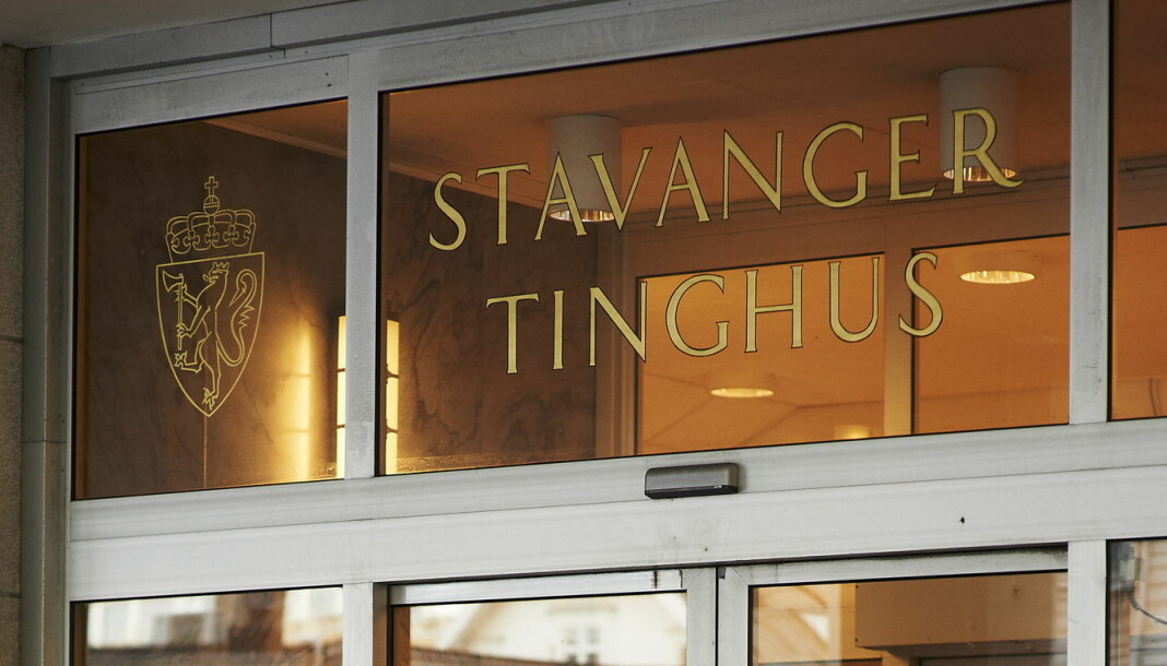 Stavanger tingrett skal ta stilling til om Ekte Nyheter må betale erstatning til fotograf Fredrik Naumann. Arkivfoto: NTB scanpix
