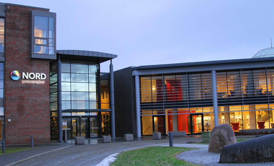 Det er kun ett kull med journalistikkstudenter igjen på Nord universitet i Bodø. Nå er planen at et nytt kull skal starte på skolen i 2020. Foto: Nord universitet