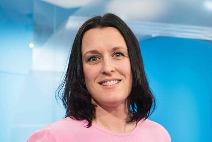 Nina Einem, distriktsredaktør i NRK Troms. Foto: Privat / Ivan Ortegon