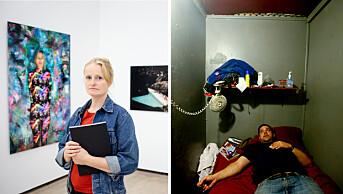 I 2005 så Monica Strømdahl etter et billig sted å bo. Det startet et 14 år langt fotoprosjekt