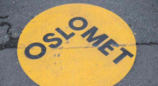 Kulturministeren vil i framtiden forby navn som Oslomet