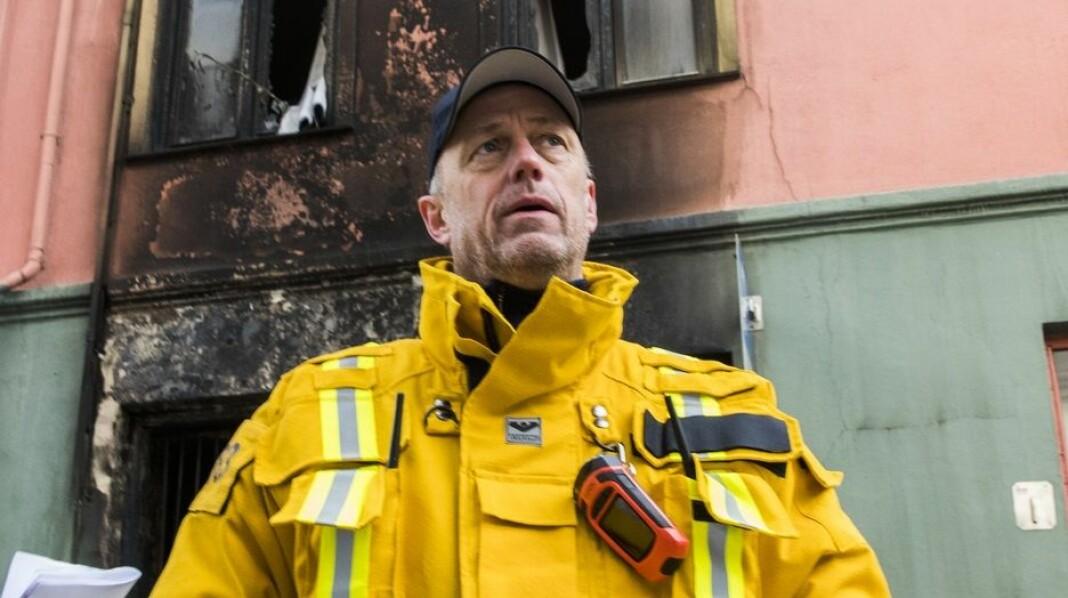 Brannmannen-redaktør Lars Brendens meningsinnlegg på Facebook ble klaget inn, men ikke felt av PFU. Foto: NTB Scanpix