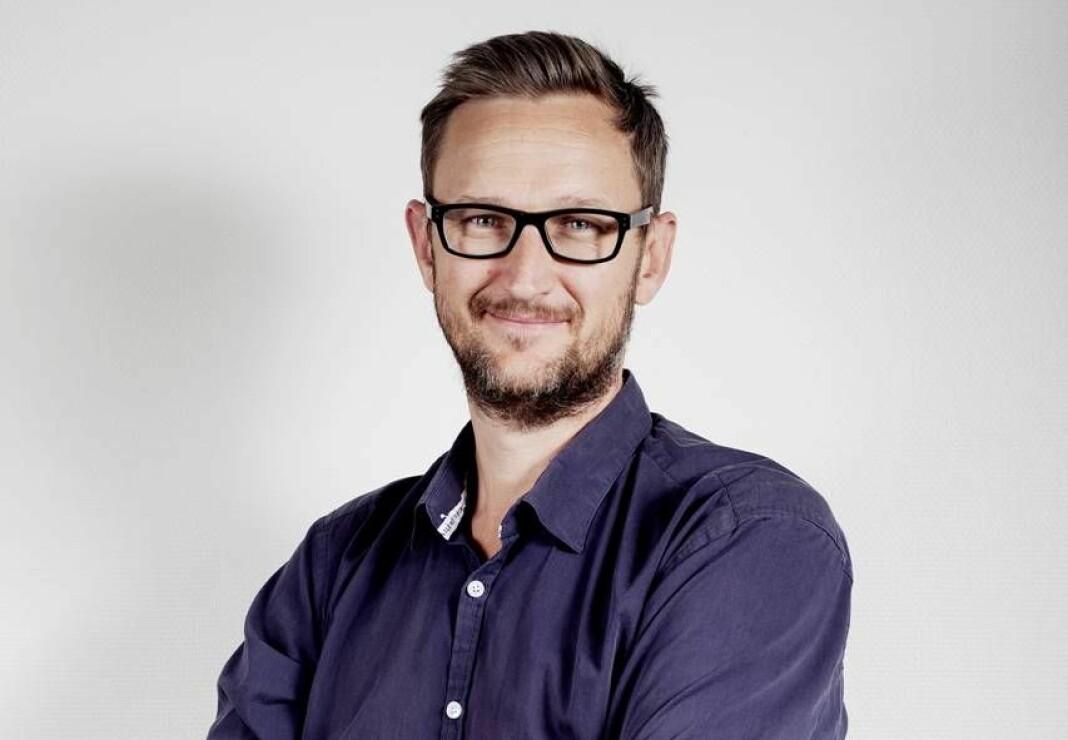 Lars West Johnsen, politisk redaktør i Dagsavisen, mener det er både en plikt og en glede å stemme ved norske valg. Foto: Dagsavisen