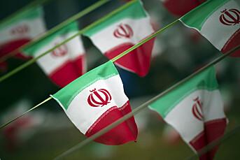 Iransk journalist hoppet av under offisielt besøk i Sverige