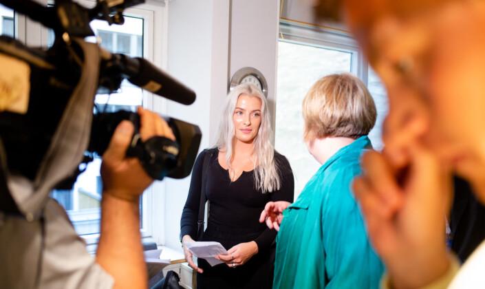 Vil vurdere å kreve erstatning for Sofie etter VG-saken