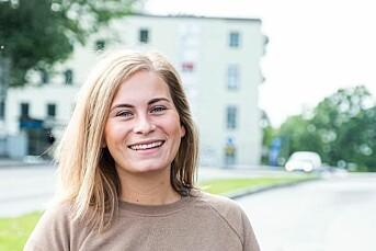 Anniken Wathne er ansatt som journalist i Varden
