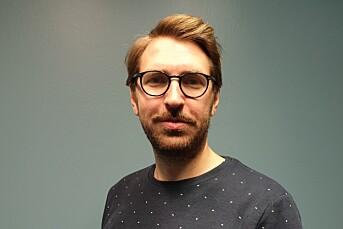 Mats Arnesen er fast ansatt som journalist i Khrono