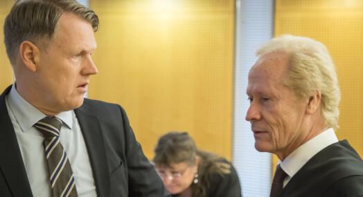 Nevrokirurg tapte på nytt mot Avisenes Nyhetsbyrå