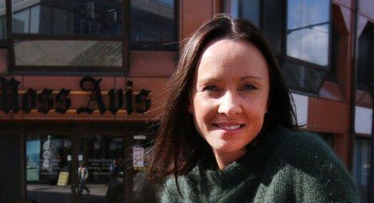 Trine Urstad blir ny redaktør for Vestby Avis