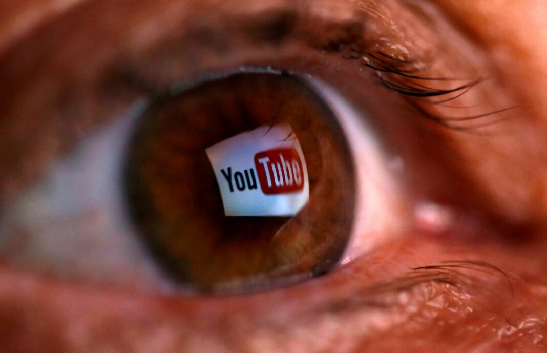 Youtube får en bot på 170 millioner dollar etter å ha samlet inn og delt barns data fra videotjenesten. Foto: Reuters / NTB scanpix