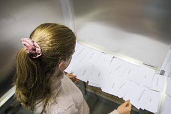 Kunnskapsministeren ber Utdanningsdirektoratet se på NRKs valgstunt