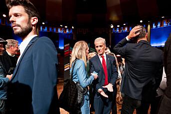 Aftenposten mener NRK var vinneren i partilederdebatten