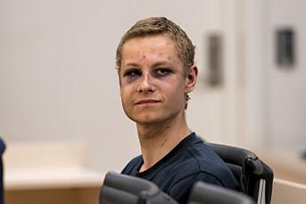 Manshaus vil la seg fotografere på nytt under fengslingsmøtet