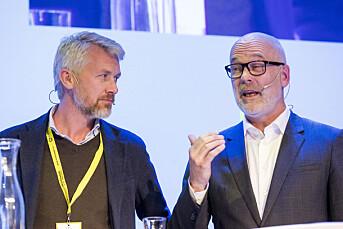 NRK og TV 2 kjøper Telenor ut av RiksTV
