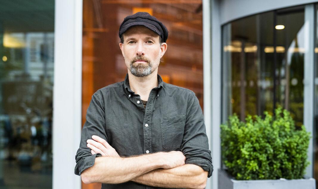 Jo T. Gaare, klubbleder i Morgenbladet, har ikke lenger tillit til avisens redaktør. Foto: Kristine Lindebø