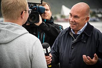 TV 2 styrker Tromsø-kontoret. Veteranreporter Egil Pettersen får kollega
