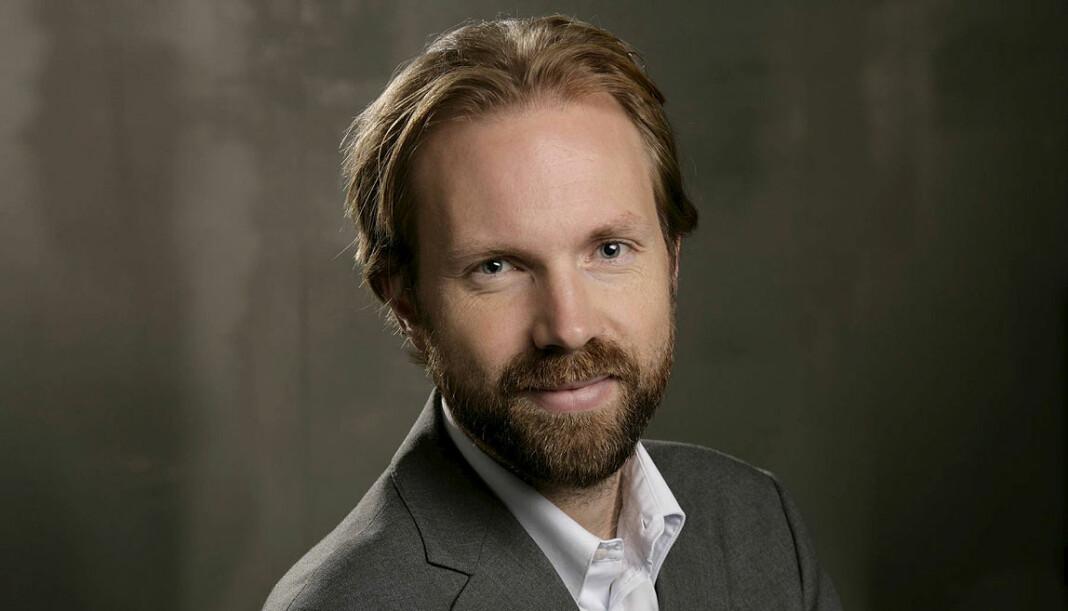 Sigurd Falkenberg Mikkelsen blir NRKs utenrikssjef. Foto: NRK