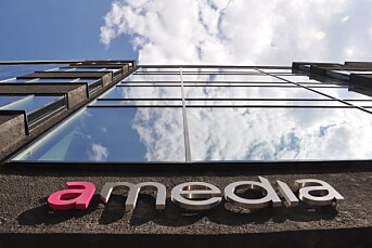Kraftig inntekstfall i Amedia Buskerud og Vestfold