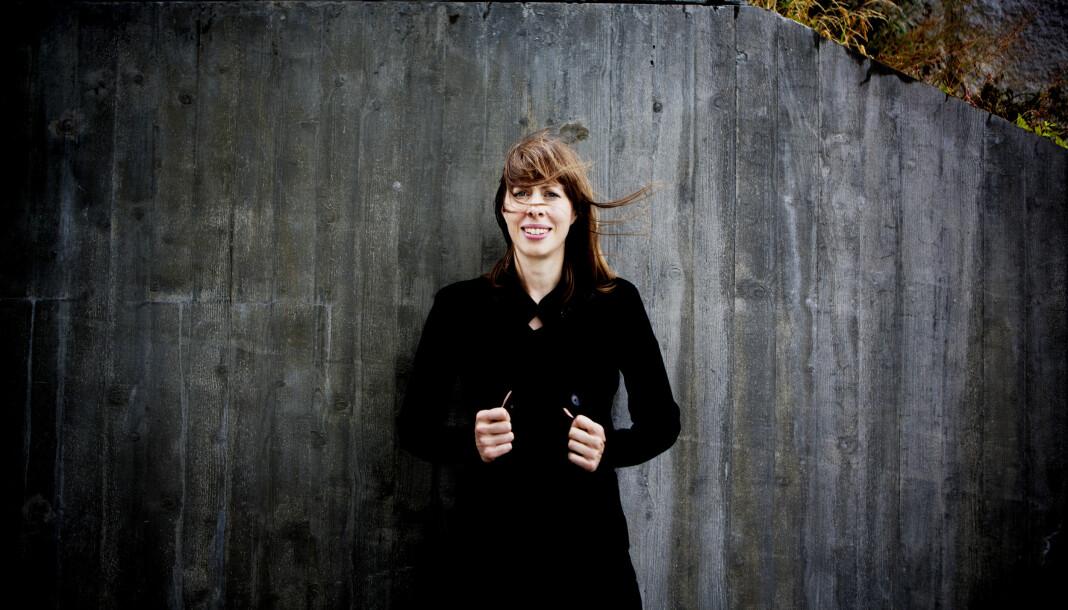 Anna B. Jenssen forklarer nå bakgrunnen for valgene som er tatt de siste måneden. Bildet er fra da Anna B. Jenssen tok over som redaktør i Morgenbladet i 2012. Foto: Fredrik Bjerknes