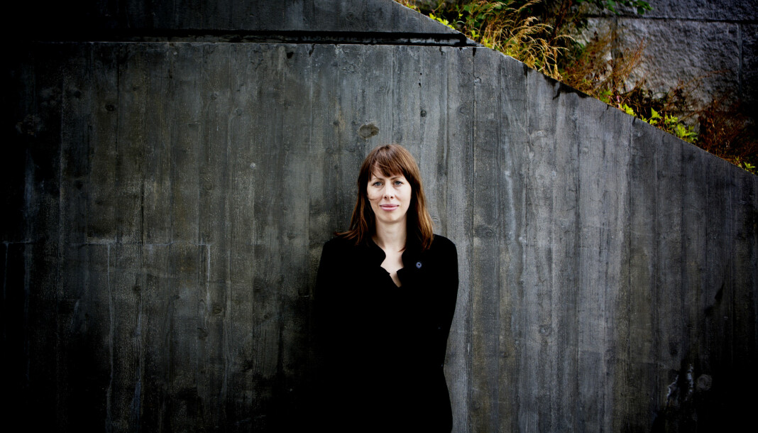 I 2012 tok Anna B. Jenssen over som eneleder i Morgenbladet. Syv år senere kjemper hun for tilliten i redaksjonen. Arkivfoto: Fredrik Bjerknes