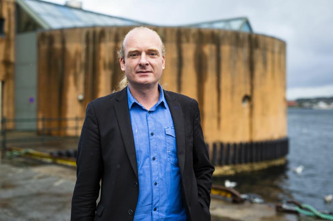 Advokat Arvid Berentsen mener saken han vant for Fredrik Naumann er viktig for fotografer som opplever bildetyveri. Foto: Kristine Lindebø