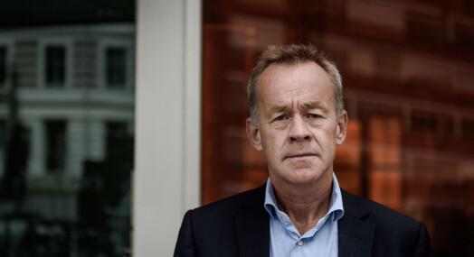 Frithjof Jacobsens prosess med DN skjøt fart etter kjærestens stortings-nei