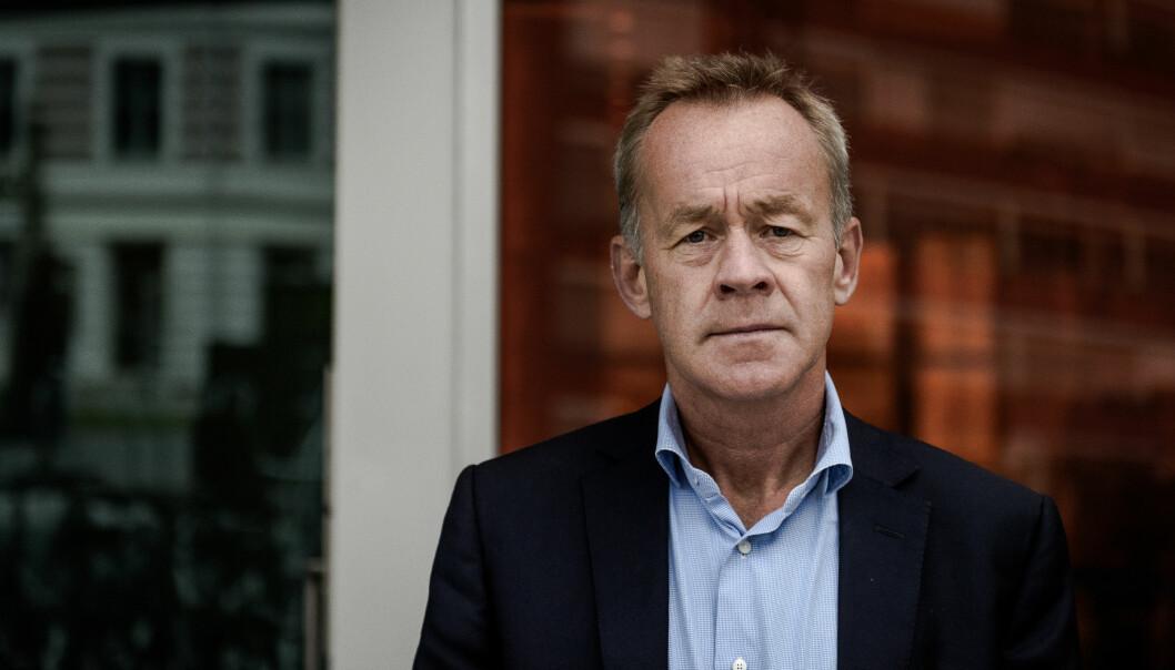Amund Djuve har ansatt ny politisk redaktør. Foto: John Trygve Tollefsen