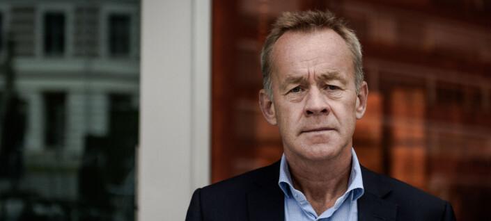Styreleder om heftig Morgenbladet-møte: – Håper dette er bunnivået