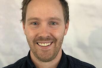 Øystein Bjerkestrand er ansatt som digitalredaktør i Agderposten