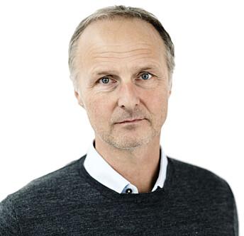 Nyhetsredaktør Tor Magne Nondal i Dagens Næringsliv. Foto: Fartein Rudjord, Dagens Næringsliv